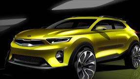 Kia Previews Possible India-bound Stonic Compact SUV