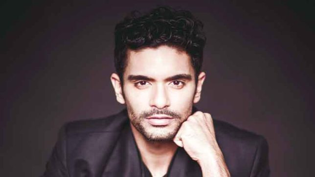 Angad Bedi inspired by M.S. Dhoni