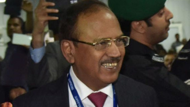 NSA Ajit Doval meets China's top diplomat, 'major problems' discussed