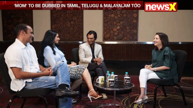 At The Movies: Anupama Chopra in conversation with the star cast of 'Mom'