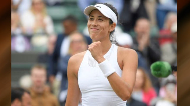 Spanish Garbine Muguruza enters her 2nd Wimbledon semis after win over Kuznetsova