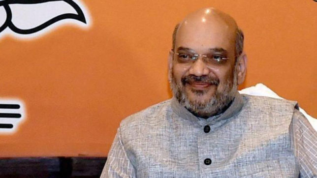 Amit Shah confident BJP-led alliance will be in power throughout North-east