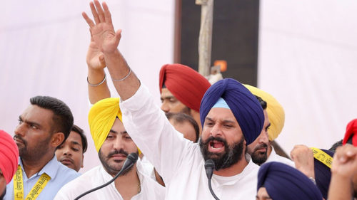 Bikram Majithia rebuffs drug trade allegations on him, calls it a conspiracy orchestrated by Navjot Singh Sidhu