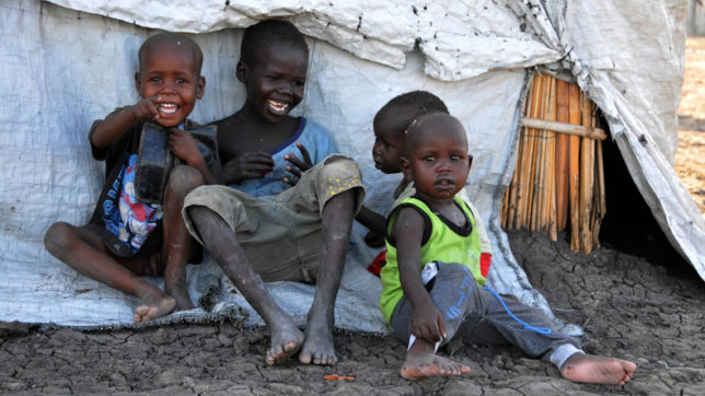 Over 34,000 refugee children to be enrolled in Ethiopia schools