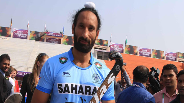 Hockey India lodges complaint to FIH about Sardar's case