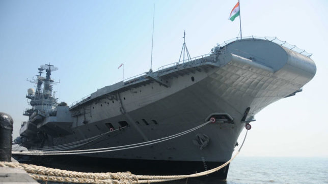 Andhra hopes to convert INS Viraat into tourist attraction