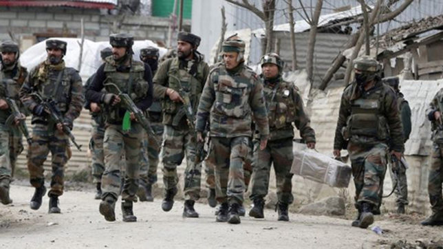 Army assures it will continue improving the situation in Kashmir valley