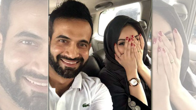 Irfan Pathan called unislamic on Facebook, trolled mercilessly for sharing a pic of his wife