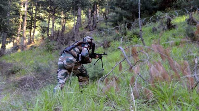 Local militant arrested in Bandipora, Kashmir