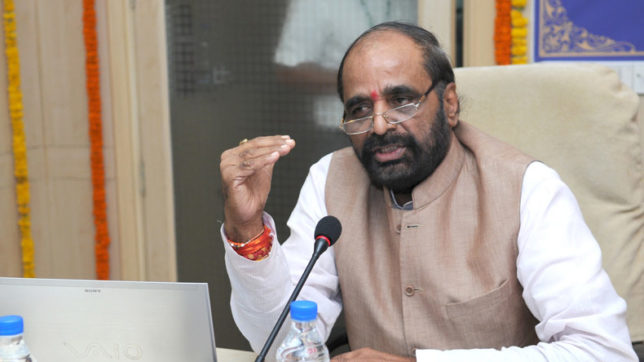 Government not mulling separate law for mob lynching, says MoS Hansraj Ahir
