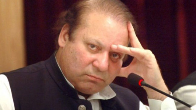 Will resign if proven guilty, Sharif said in 2016