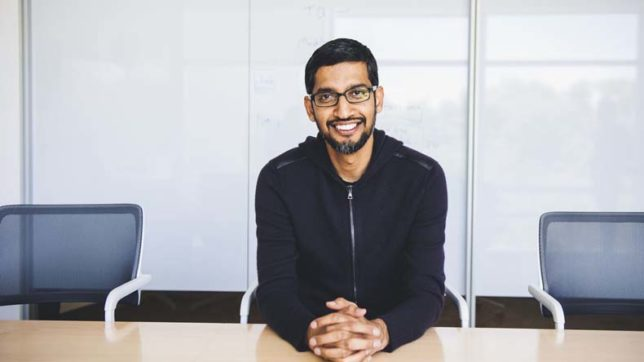 Alphabet appoints Sundar Pichai to its board of directors