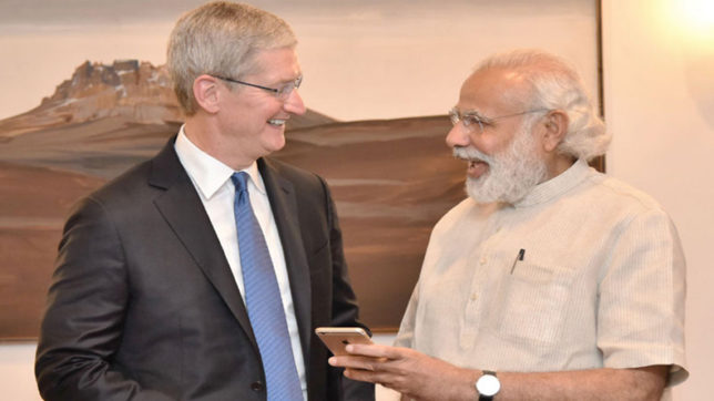 Apple effectively sets eyes on what Indians purchase the most
