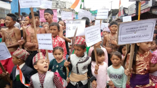 GJM chief summoned for rallying kids in Darjeeling protest