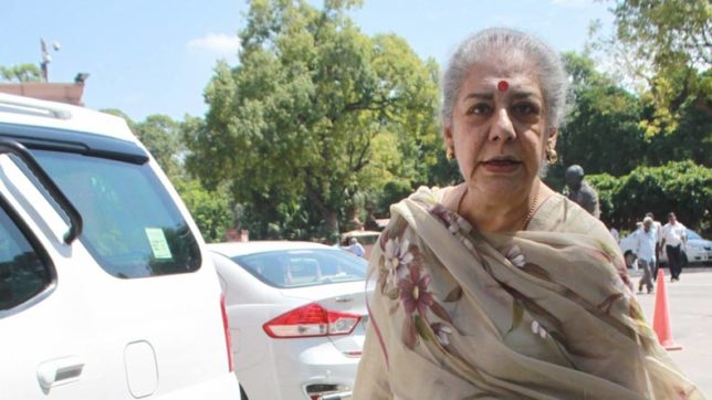 Ambika Soni denies reports of quitting Congress