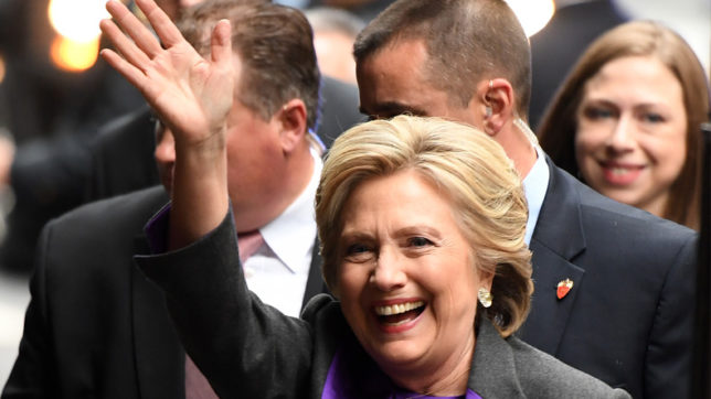 Hillary Clinton to release book on 2016 presidential election defeat