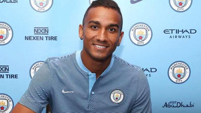 Manchester City sign Real Madrid defender Danilo on a 5 year deal