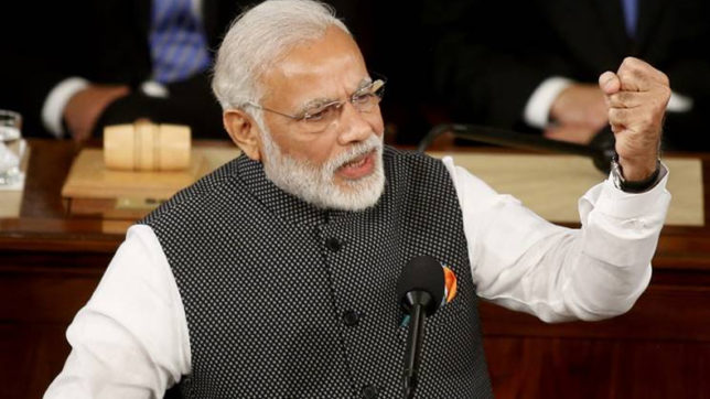 PM Modi thanks parties for dignified President's poll campaign