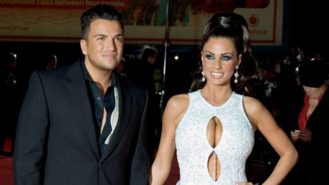 Katie Price earned more than Peter Andre during their marriage