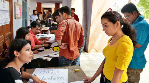 DU releases second cut-off list with no significant changes
