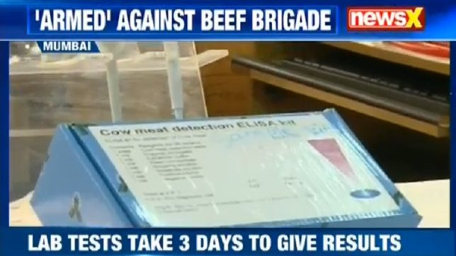 Maharashtra Police to get portable detection kits to identify cow meat