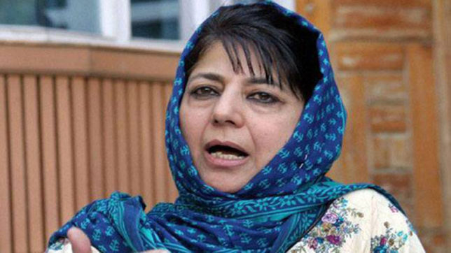 Revive 'Lahore Declaration' to resolve Jammu and Kashmir conflict, Mehbooba Mufti to Centre