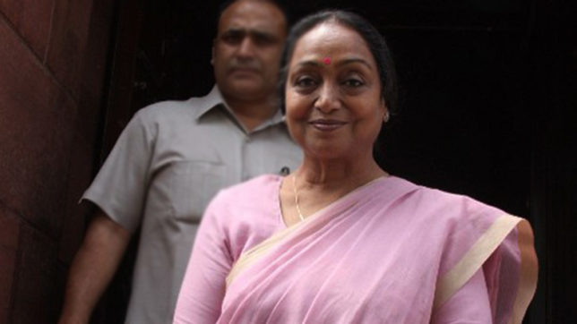 Presidential election results: My battle for ideology will continue, says Meira Kumar