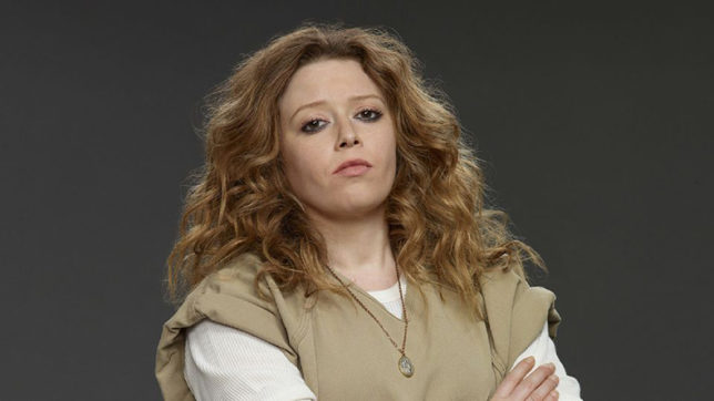 NatashaLyonne finds being part of 'Orange is the New Black' life affirming