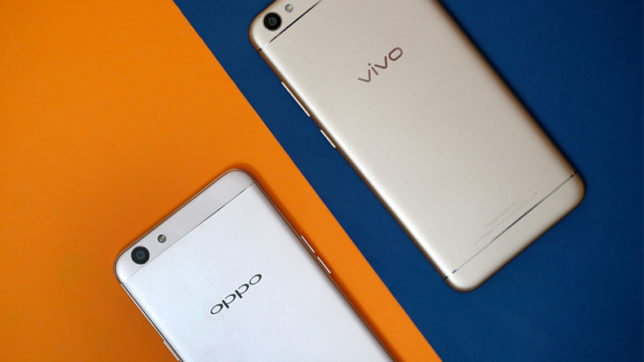Domestic brands dominate Chinese smartphone market in Q2