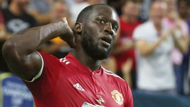 Misfiring Romelu Lukaku is far from over at Manchester United