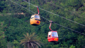 High-end ropeway project in Goa to promote tourism