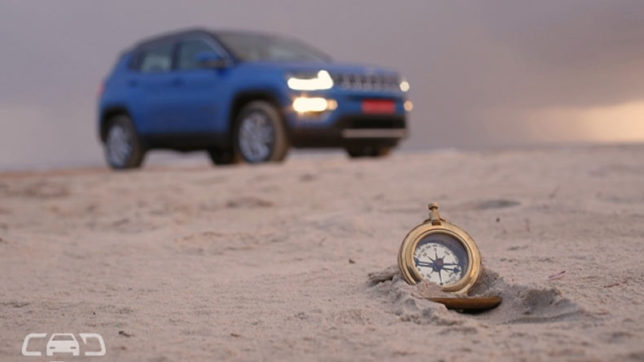 Jeep Compass: All you need to know