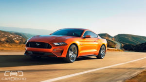 Mustang AMT, Ford Mustang, Mustang in India, Fastes mustang, Mustang GT, Mustang facelift, Indian Auto Expo, national news, breaking news, top news, latest news