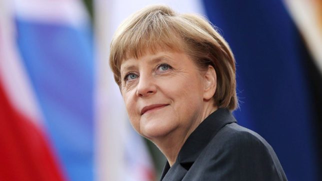 German Chancellor Angela Merkel warns against vilifying diesel motors