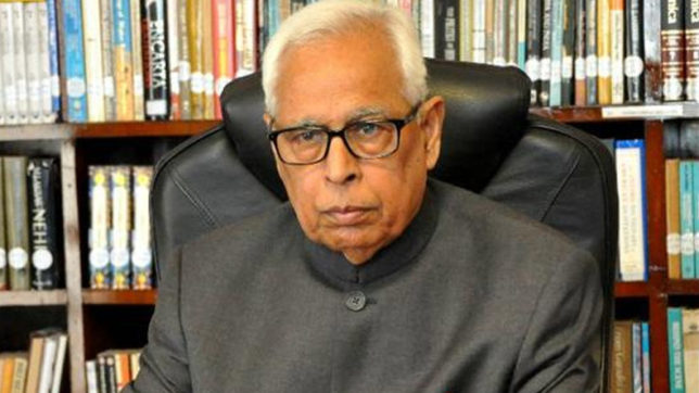 Jammu and Kashmir Governor NN Vohra writes to Centre, asks for replacement
