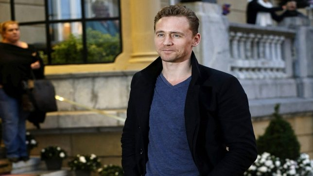 Actor Tom Hiddleston to play Hamlet on London stage