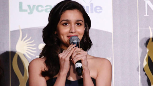 Never said anything about not wanting to do 'Aashiqui 3': Alia Bhatt