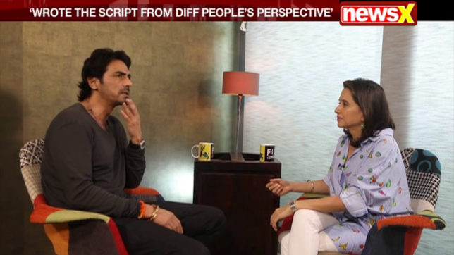 At The Movies with Anupama Chopra: Arjun Rampal in 'Daddy' as gangster; review of 'Bareilly Ki Barfi'; & more