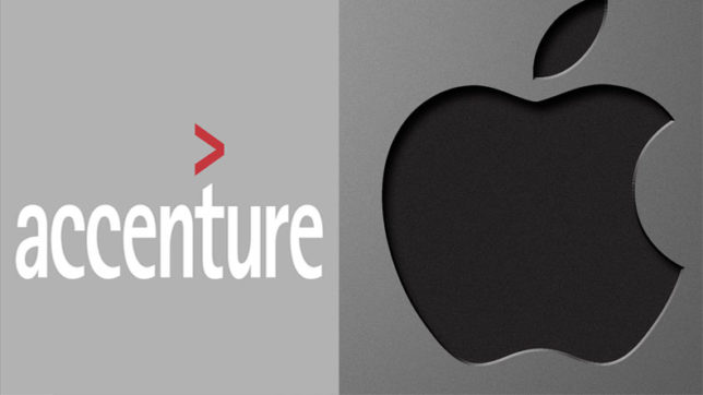 Apple, Accenture partner to create iOS business solutions