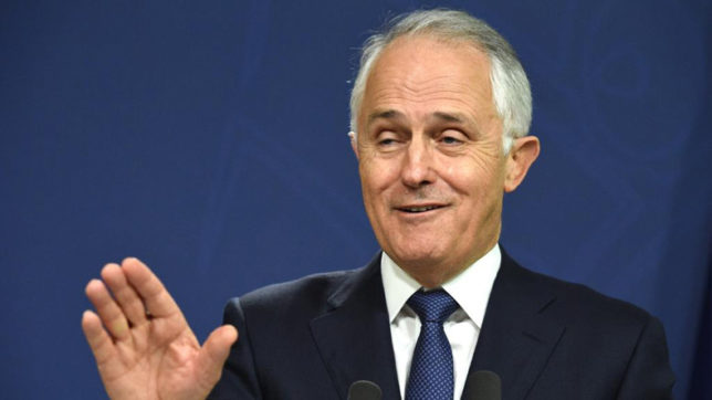 Australian PM slams predecessor Abbott for being 'too drunk'