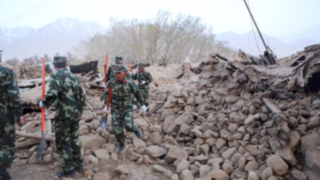 13 dead, several injured after earthquake of magnitude 7.0 jolts China