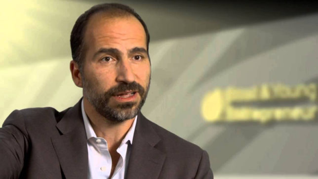 This company has to change: Dara Khosrowshahi, Uber CEO