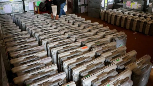 Over 70 EVMs stolen in 3 states between 2003-2013: RTI