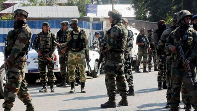Kashmir saw almost one terror incident a day till July-end