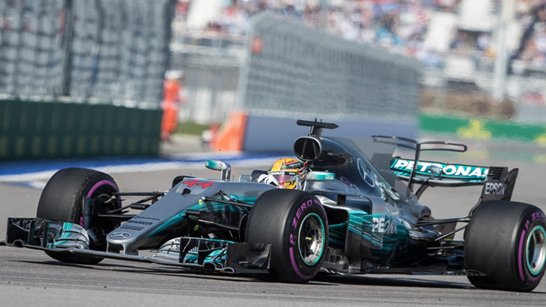 Lewis Hamilton wins Belgian GP in 200th race of F1 career