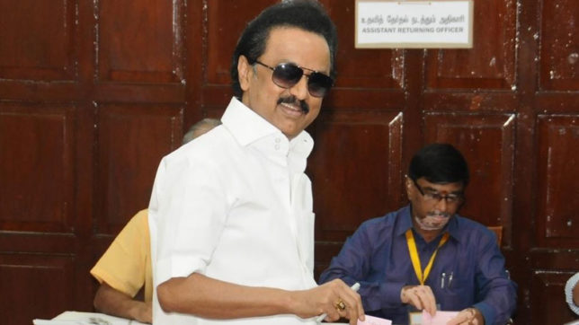MK Stalin, Congress & CPI likely to meet President Kovind to discuss TN political situation