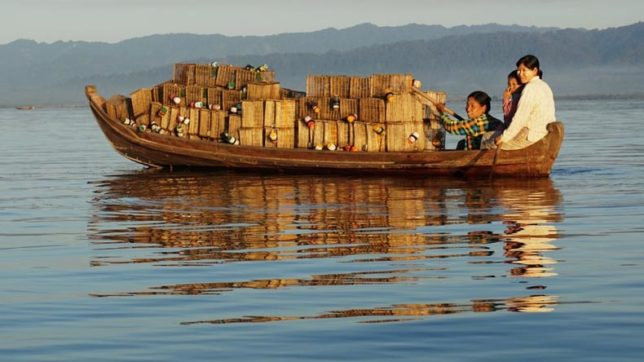 Myanmar calls for preserving fresh water lake for ecotourism