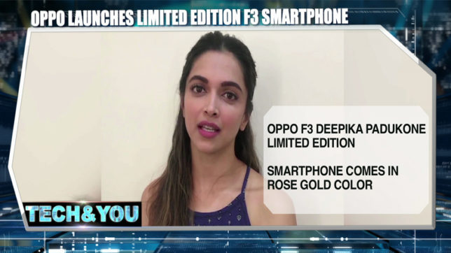 Tech and You: Most clear images of Martian clouds; Oppo launches limited edition F3 smartphone & more