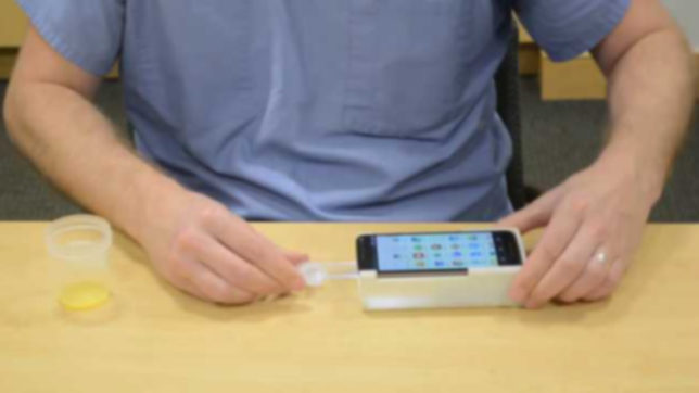 Smartphone-based diagnostic tests could bring new breakthrough in lab tests.