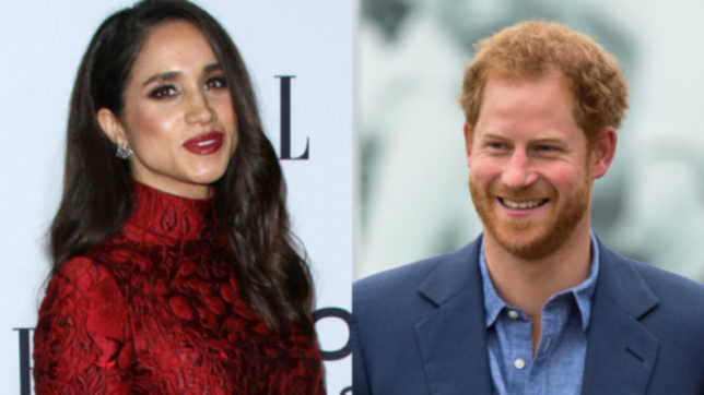 'Suits'-star-Meghan-Markle-off-to-Africa-with-Prince-Harry
